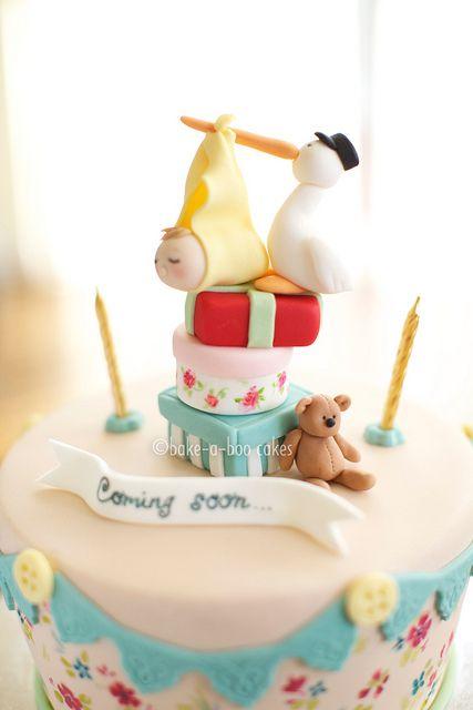 Elina Prawito Baby birthday cakes Birthday cakes and Cake
