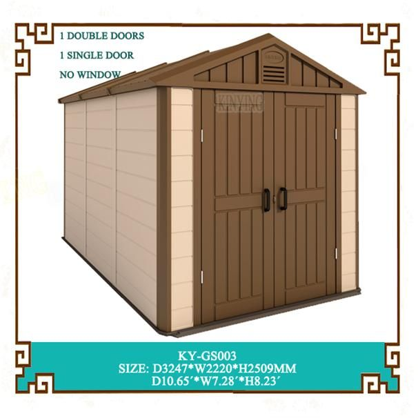 KINYING Resin Garden Sheds Are On Sale  Http://www.kinyinggroup.com/mobile Villa/camping Mobile House.html