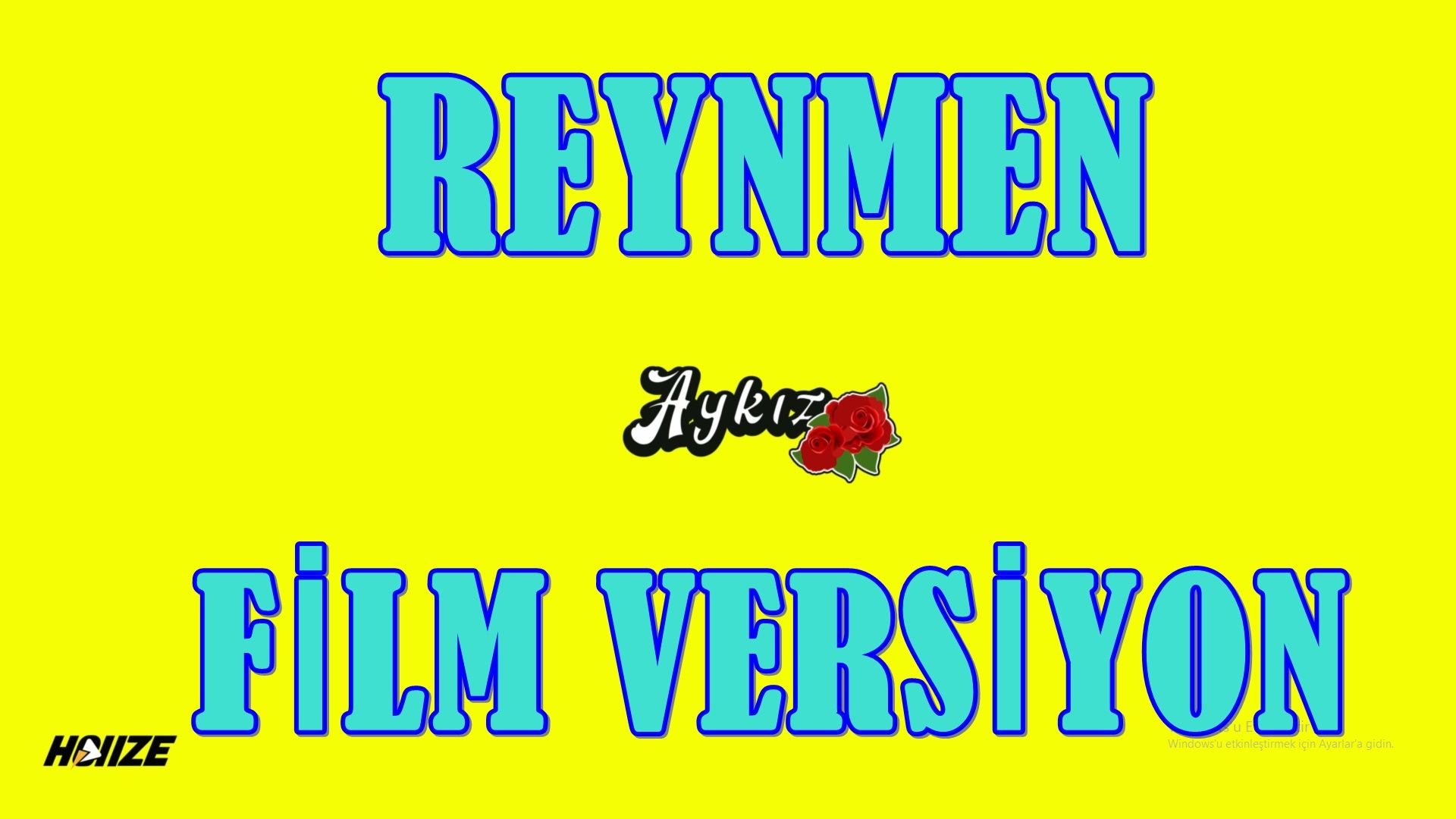 Reynmen Aykiz Film Versiyon Movie Version 06 06 2020 In 2020 Youtube Film Movies