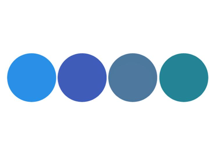 Welche Farbe Passt Zu Blau Blautone In Der Einrichtung