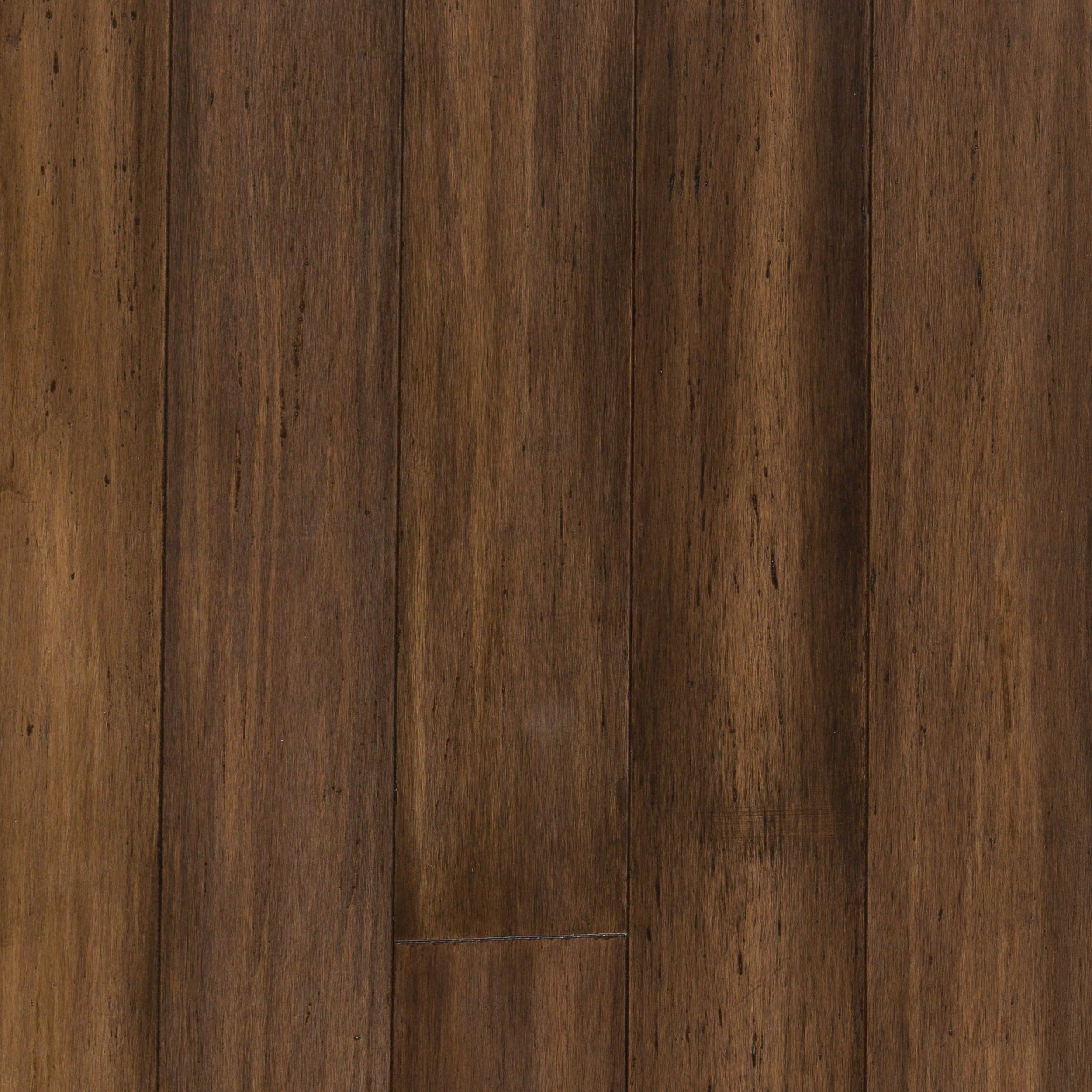 Jocelyn Hand Scraped Engineered Stranded Bamboo Eco Friendly Flooring Bamboo Flooring Bamboo