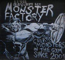 Ideas for gym graffiti my garage gym gym garage gym graffiti