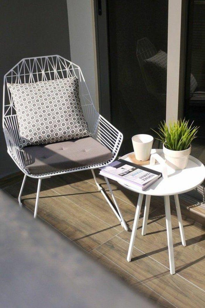Garden Furniture With Scandinavian Design