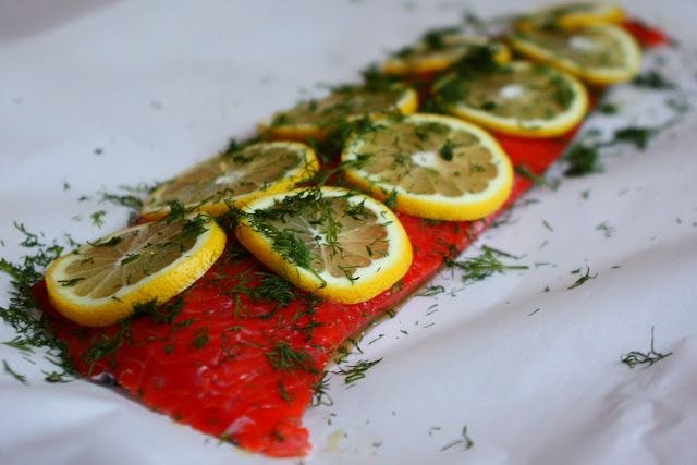 Lemon Dill Baked Salmon (AIP, Low-FODMAP, Paleo, Whole 30)   Don't Eat the Spatula
