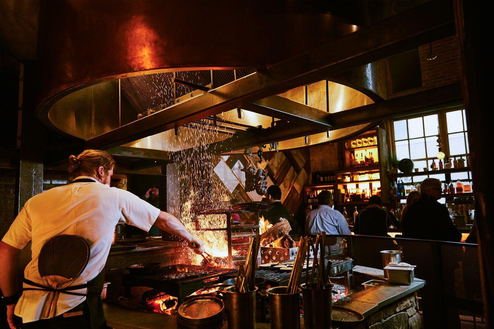Maydan Washington Dc America S Best New Restaurants 2018