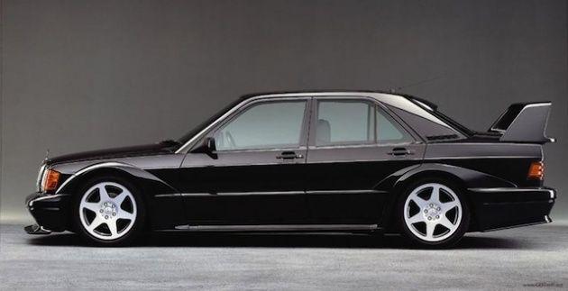 190e Evo 2 Street Version Mercedes Benz 190e Mercedes Benz 190