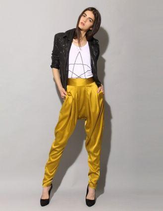 b9cf1e5256a1f7 calça cetim | Style Saruel | Calça saruel feminina, Saruel feminina ...
