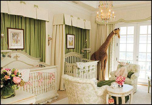 Luxury Celebrity Nurseries Uk The Baby Cot Blog