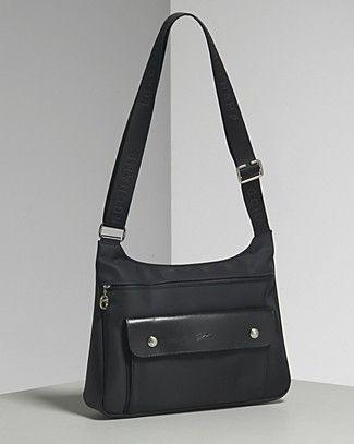 3222887651ca Longchamp Planetes Messenger Bag