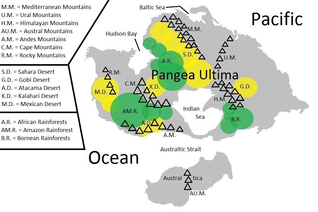 Pangaea Ultima (also c...