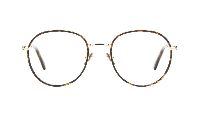 c55da97eca0bb5 Single style in the collection, the Subrosa optical frame is offered in  three colours  Fauve, Romance and Glacier. With its harmonious combination  of metal ...