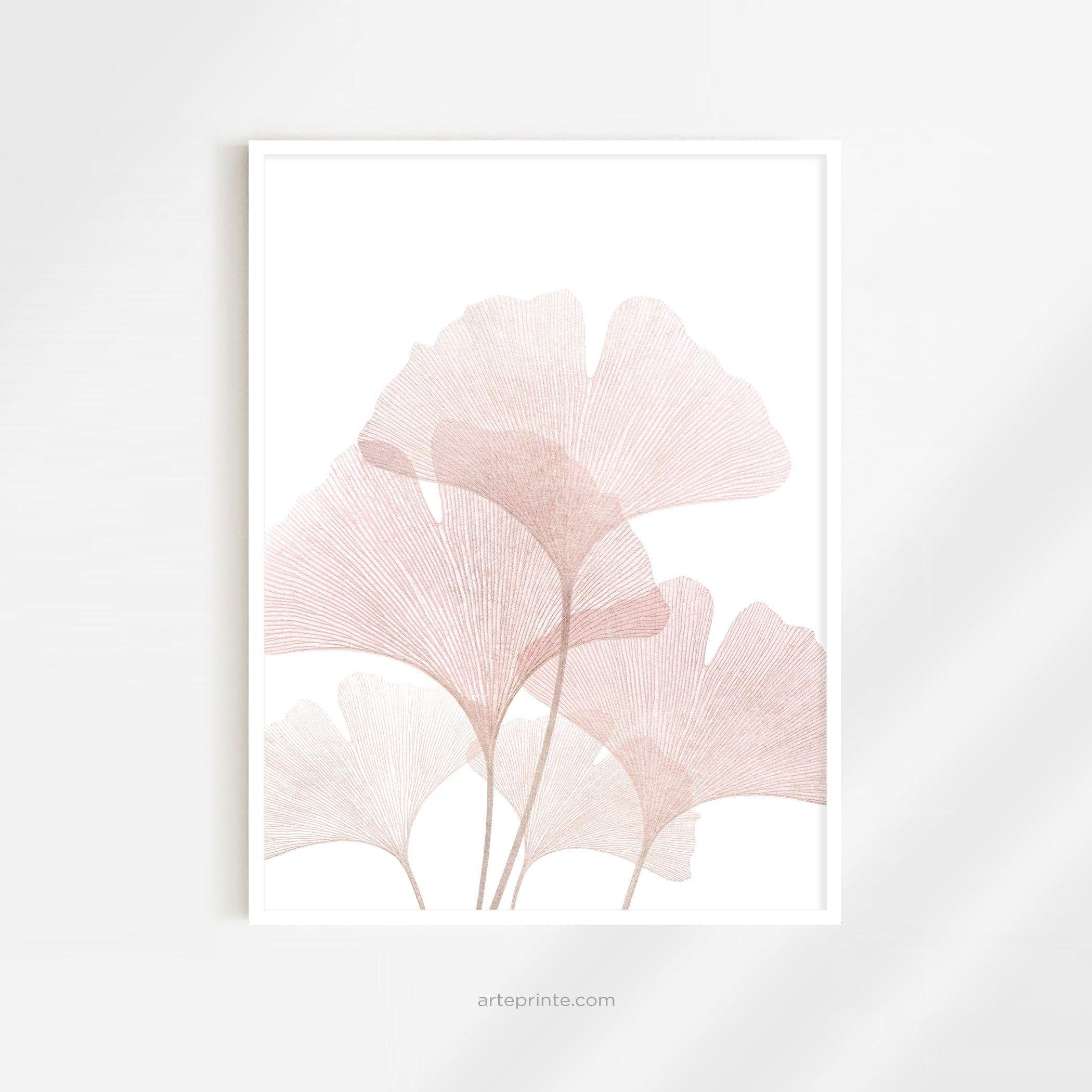 Digital Print Instant Download Modern Boho Decor Fine Art Pastel Poster Minimalist Photography Art Rustic Chic Light Pink Wall Art