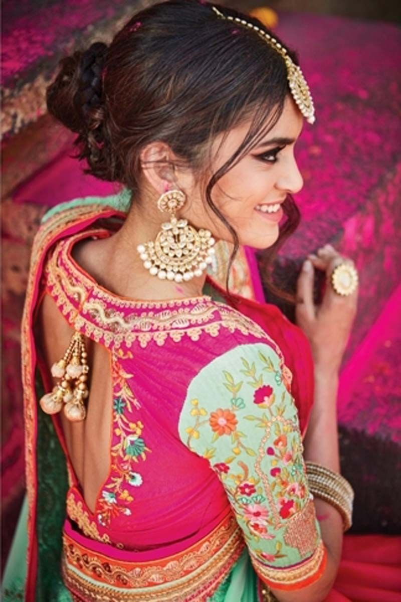 bridal sarees online at https://www.variation.in/collections/bridal ...