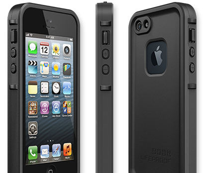 Lifeproof iphone 5 case waterproof dirtproof snowproof lifeproof iphone 5 case enjoy the freedom to go everywhere and do everything with your iphone water proof dirt proof snow proof and shock proof fandeluxe Choice Image