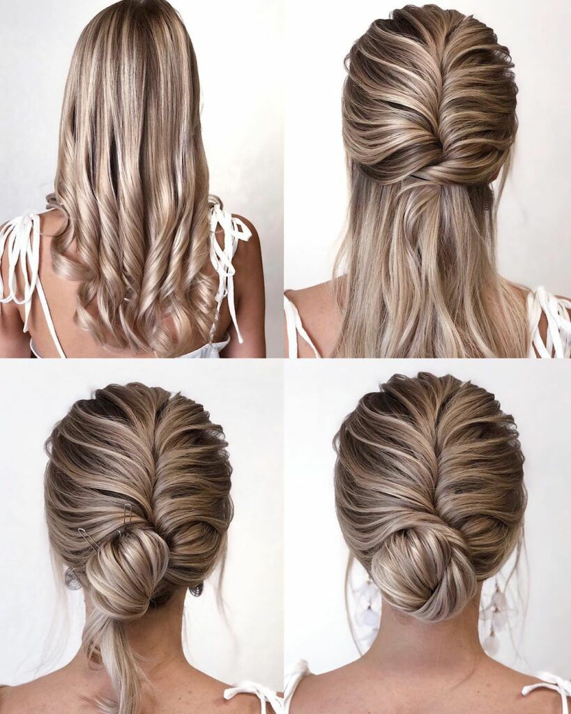 10 Easy Hairstyles Step By Step Diy Easy Hairstyles Diy Shoulder Length Lazy Easy Homecoming Hairstyles Updos For Medium Length Hair Homecoming Hairstyles