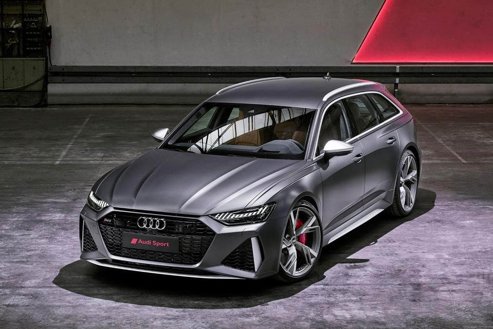 2020 Audi RS 6 Avant Revealed With 591 HP (441 kW) Twin-Turbo V8
