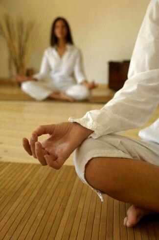 Meditazione...
