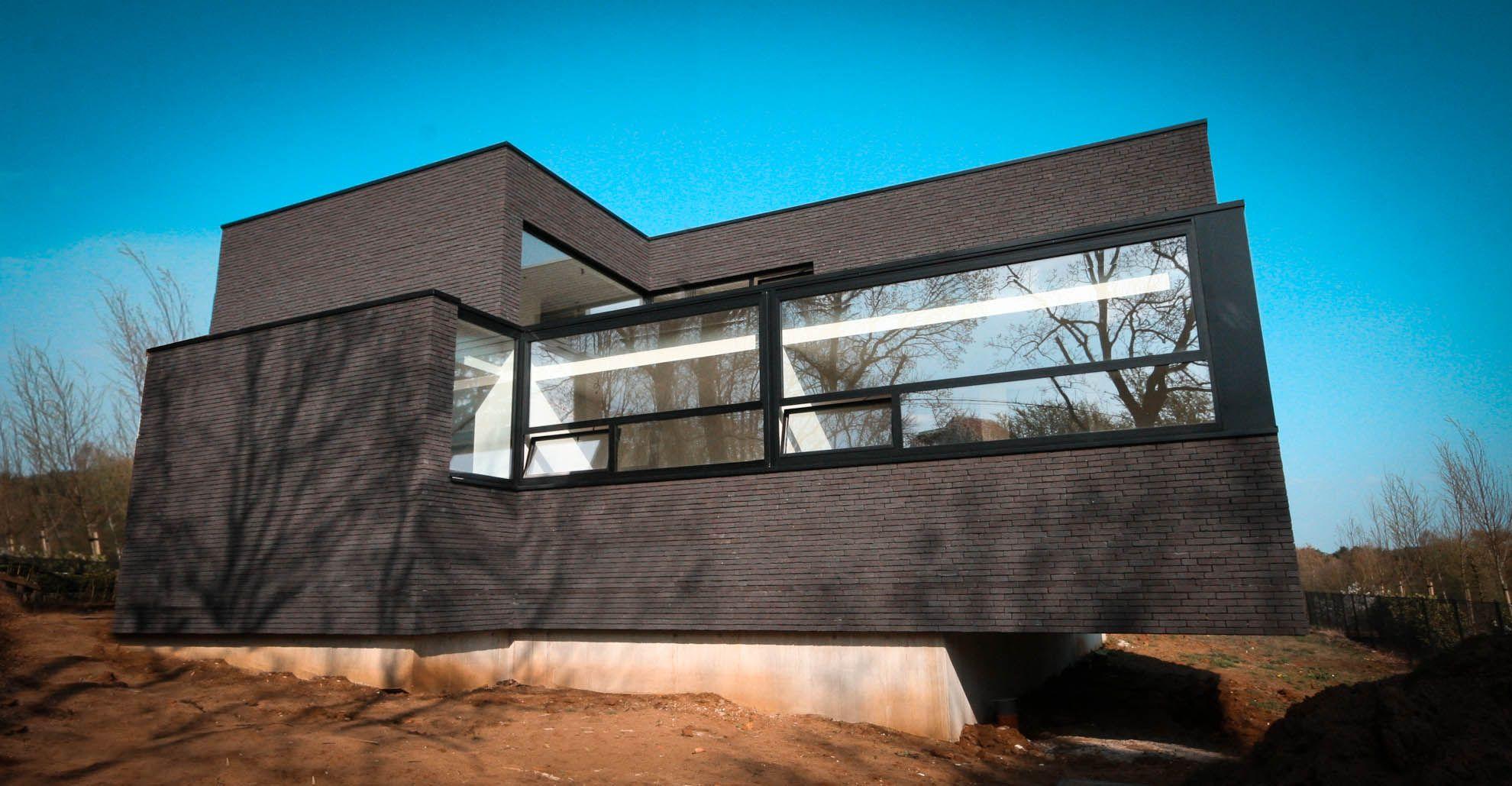 Architect jonas wollants huis pinterest