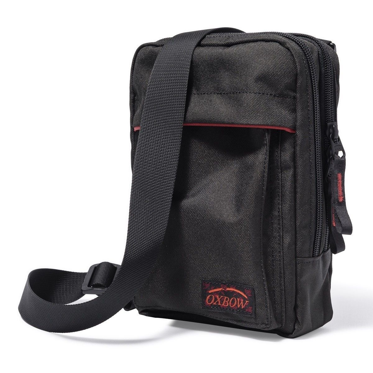 316b8c595 Oxbow Fes Large Shoulder Bag - Black | Backpacks & Bags | Large ...