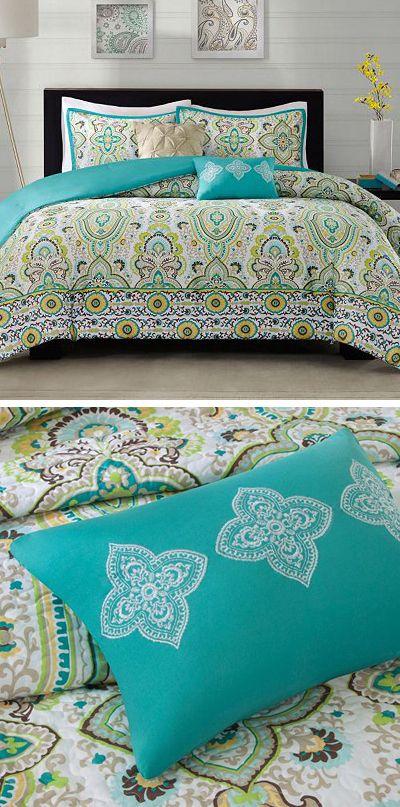 Intelligent Design Ellie Comforter Set Coastal Living