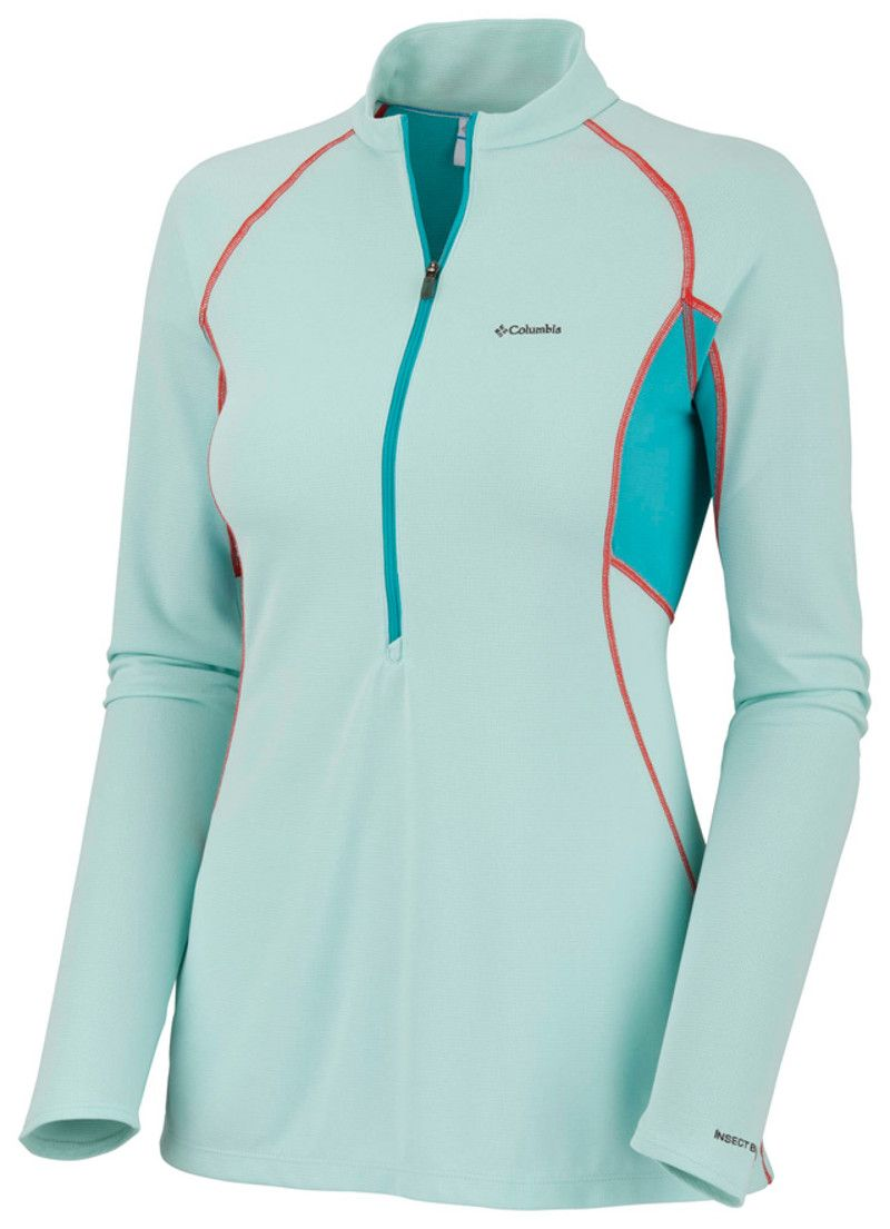 Bug Repellent Clothing Activewear Inspiration Active Outfits Womens Long Sleeve Shirts