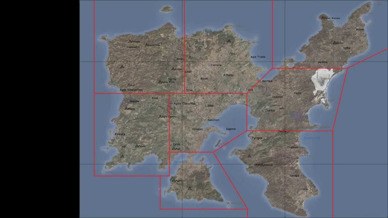 arma 3 atlas map - Google Search | Level Designs [Developed