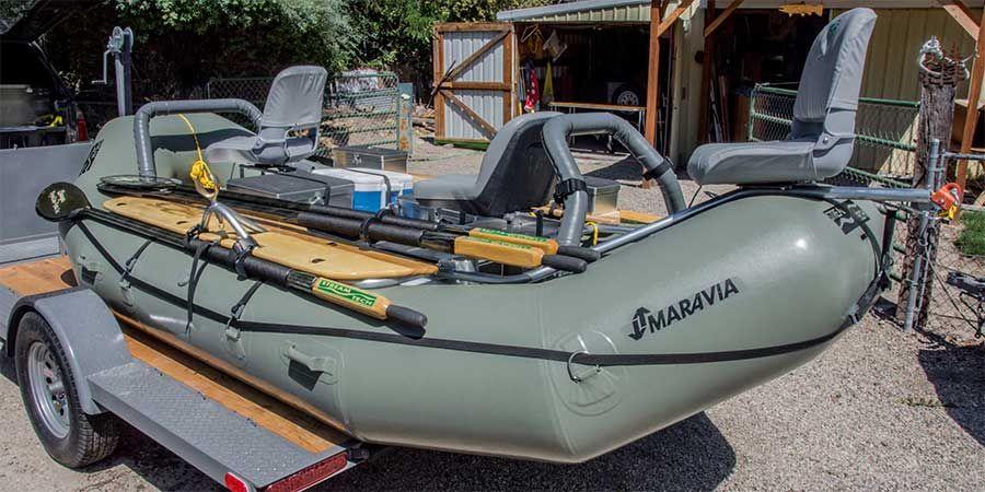 Drift boats, Fishing boats, inflatable fishing boats, Stream