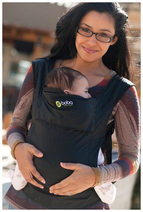 7927dc6f5c9 Boba Air Baby Carrier - Black - Free Shipping