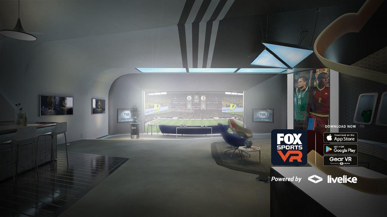 FOX Sports VR Powered by LiveLike Fox sports, Sports