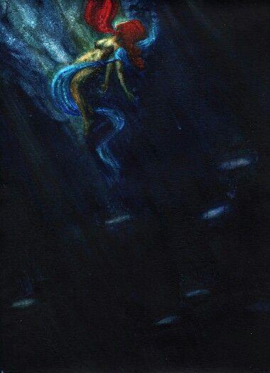 Trout - catelyn's body