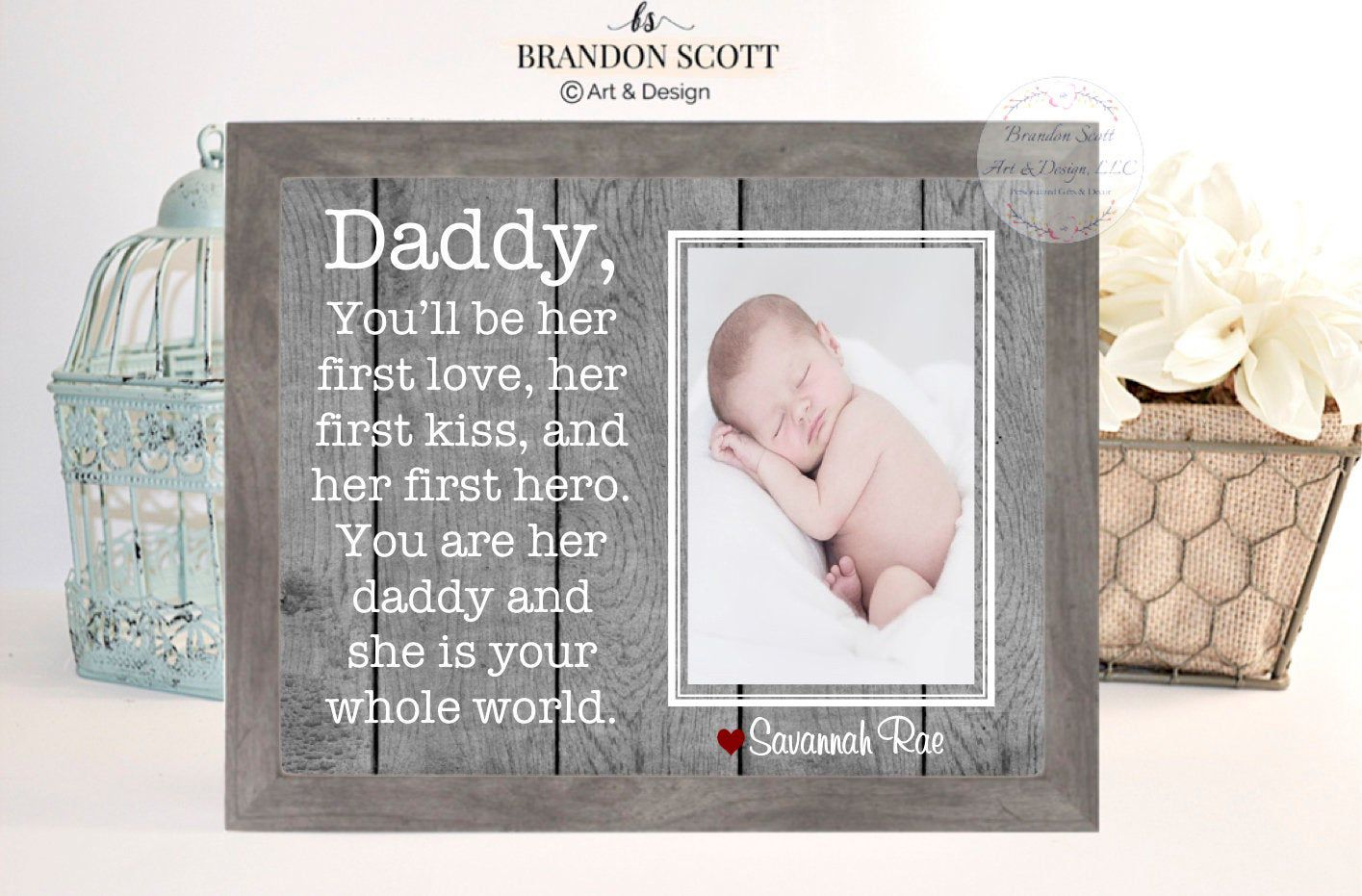 You'll Be Her First Love Her First Kiss Daddy Gift Daddy