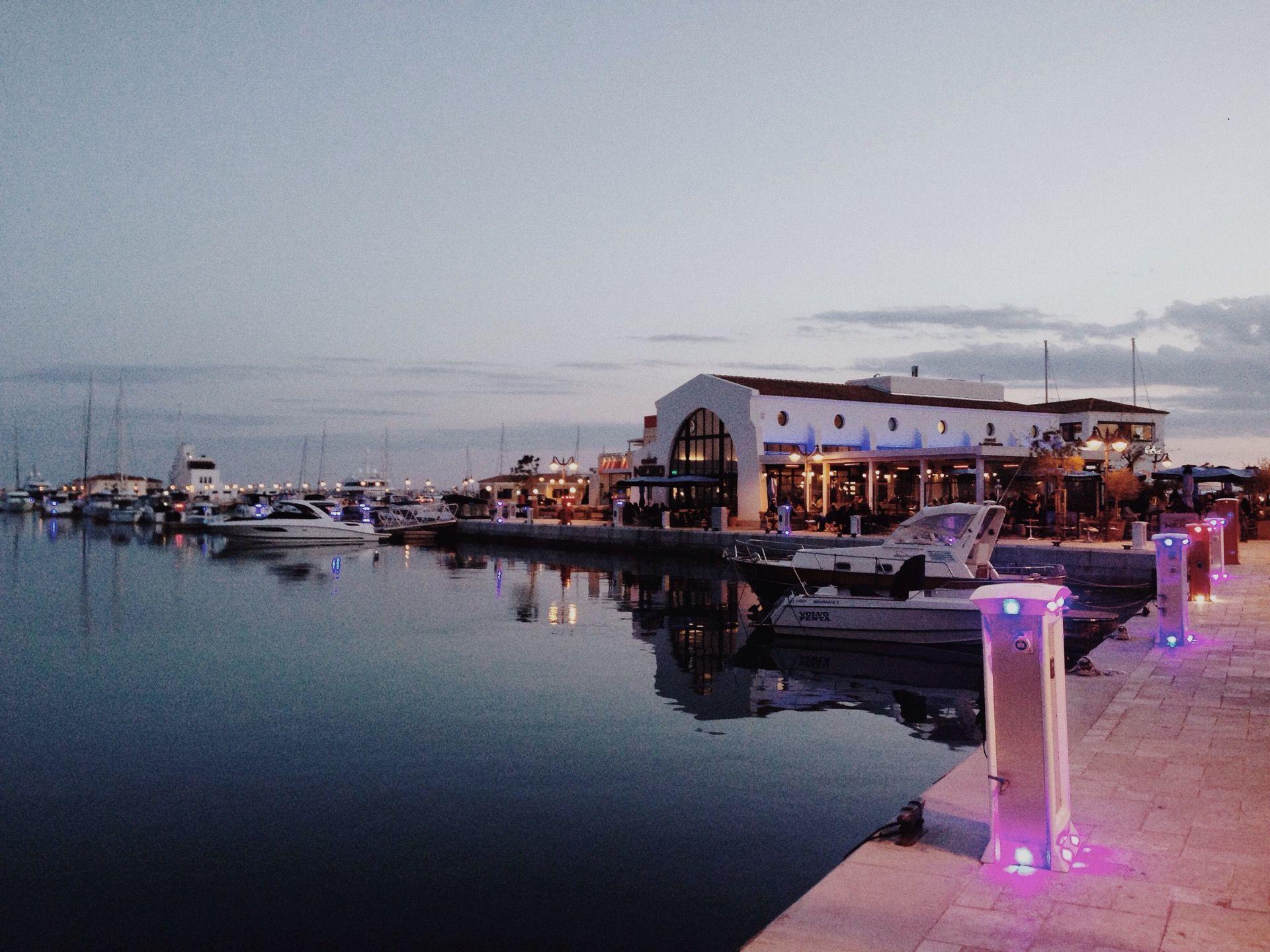 Limassol Marina in Λεμεσός, Επαρχία Λεμεσού