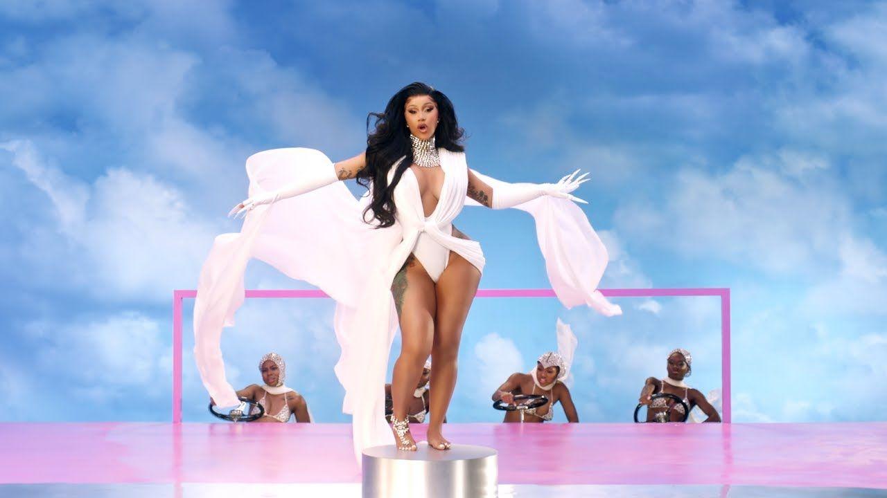 Cardi B Up Official Music Video In 2021 Cardi B Music Cardi B Lyrics Cardi B