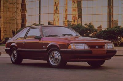 Photos Of 50 Years Of Vintage Ford Mustangs Ford Mustang Mustang Fox Body Mustang