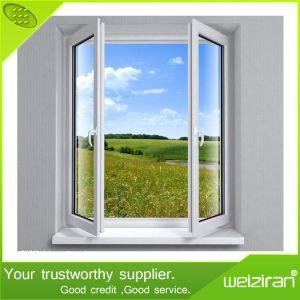 Hot Item Heat Resistance Double Glazing Aluminium Casement Swing Window Upvc Windows Window Design Pvc Windows