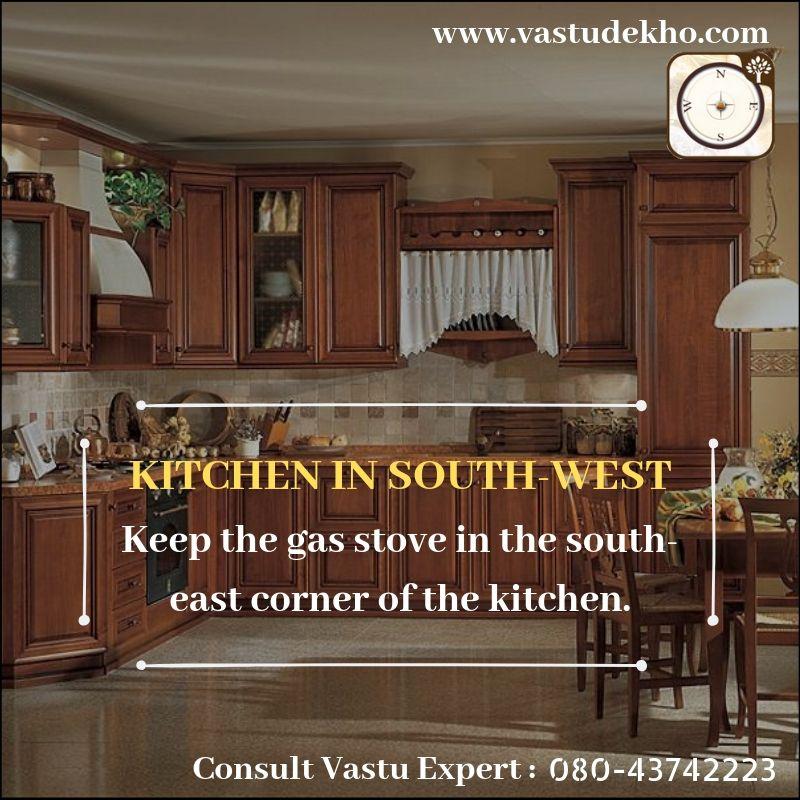 5 Most Important And Effective Vastu Remedies For South West Vastu Defects Or Vastu Dosha South Kitchen Vastu Vastu Shastra