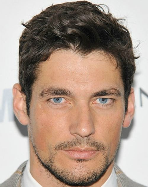 Fabulous 1000 Images About Wavy Hairstyles For Men On Pinterest Wavy Short Hairstyles Gunalazisus