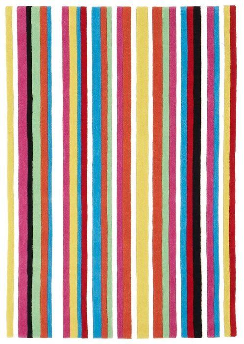 Online For Childrens Multi Coloured Stripe Floor Rugs Play Mat From Kids Mega Mart Australia Wide Delivery