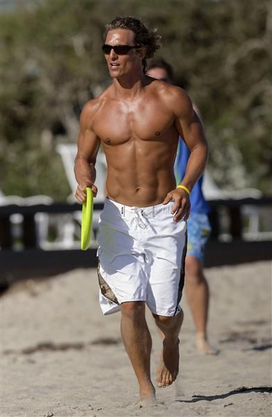 Matthew McConaughey's hottest shirtless looks on Wonderwall. http://on-msn.com/MxS2qF