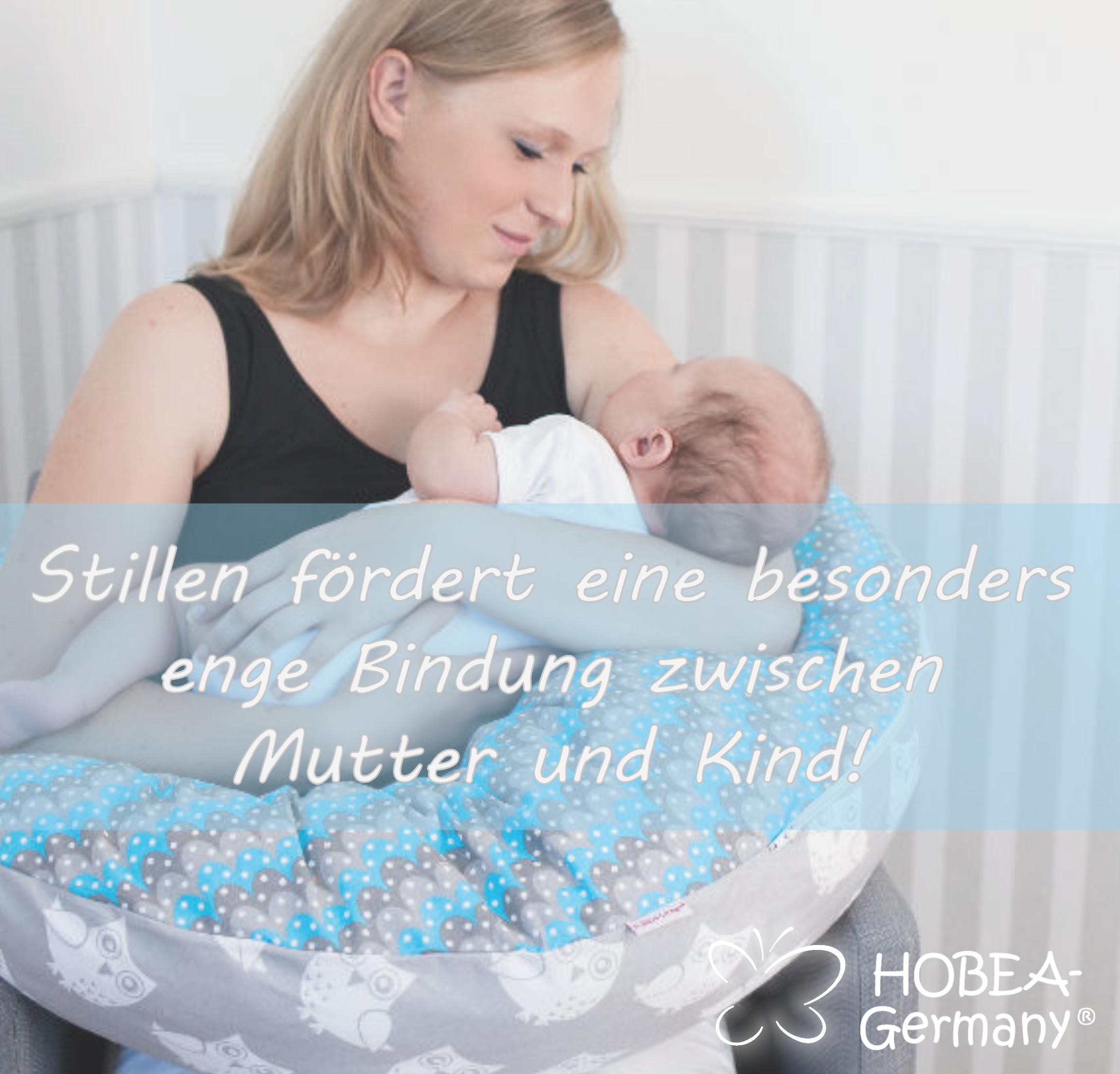 Stillen Ist Die Beste Ernährung Für Babys Und Ein Inniger
