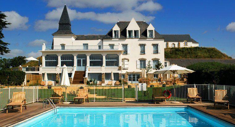 Hotel Tumulus Carnac Brittany France