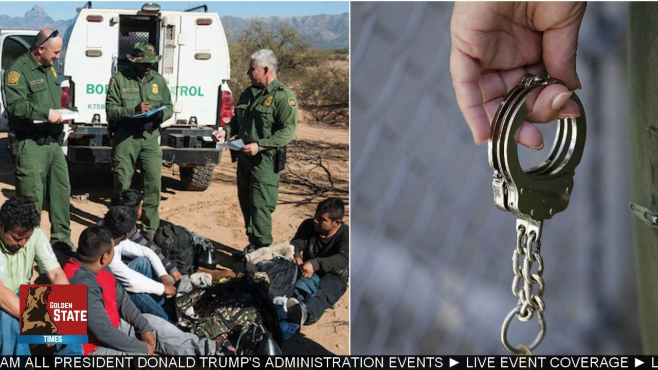 WTF:Border Numbers Up 31 Percent in One Month as 'Catch and Release' Con...