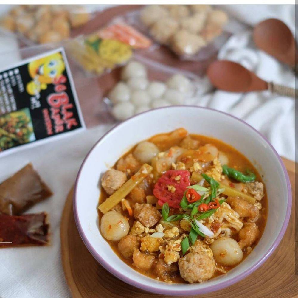 12 Resep Seblak Kuah Sederhana Instagram Makanan Resep Sederhana