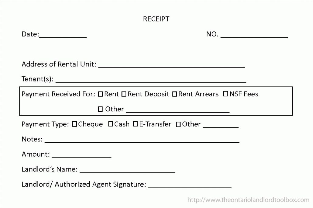 Explore Our Printable Landlord Rent Receipt Template Being A Landlord Receipt Template Receipt
