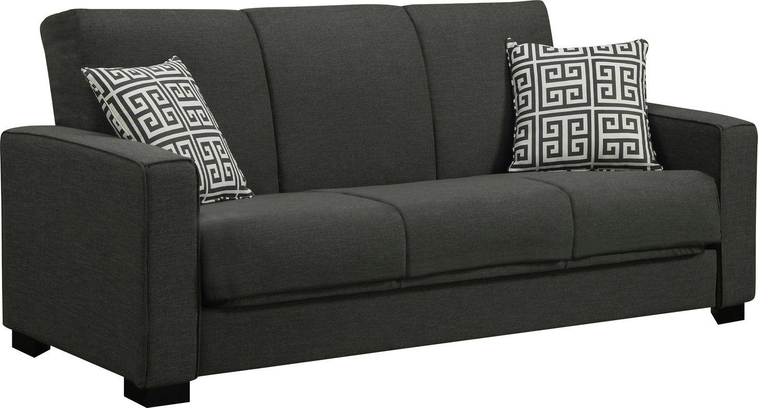 Terrific Aurora 87 Sleeper Sofa Reviews Joss Main Summer To Creativecarmelina Interior Chair Design Creativecarmelinacom