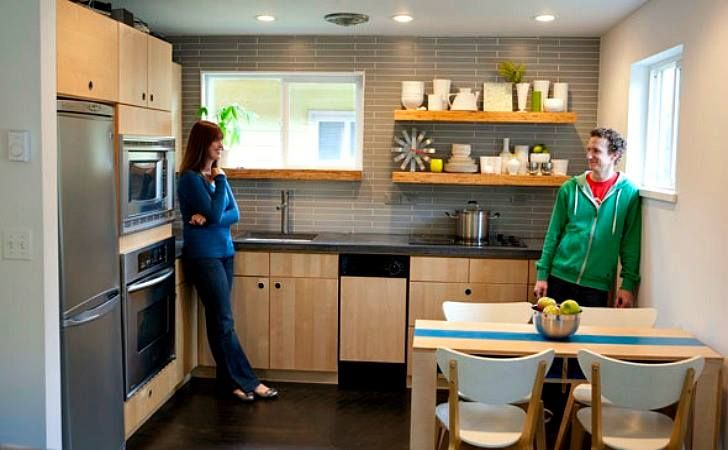 The Ravenna Remodel - 600 Square Feet in Seattle http://www ...