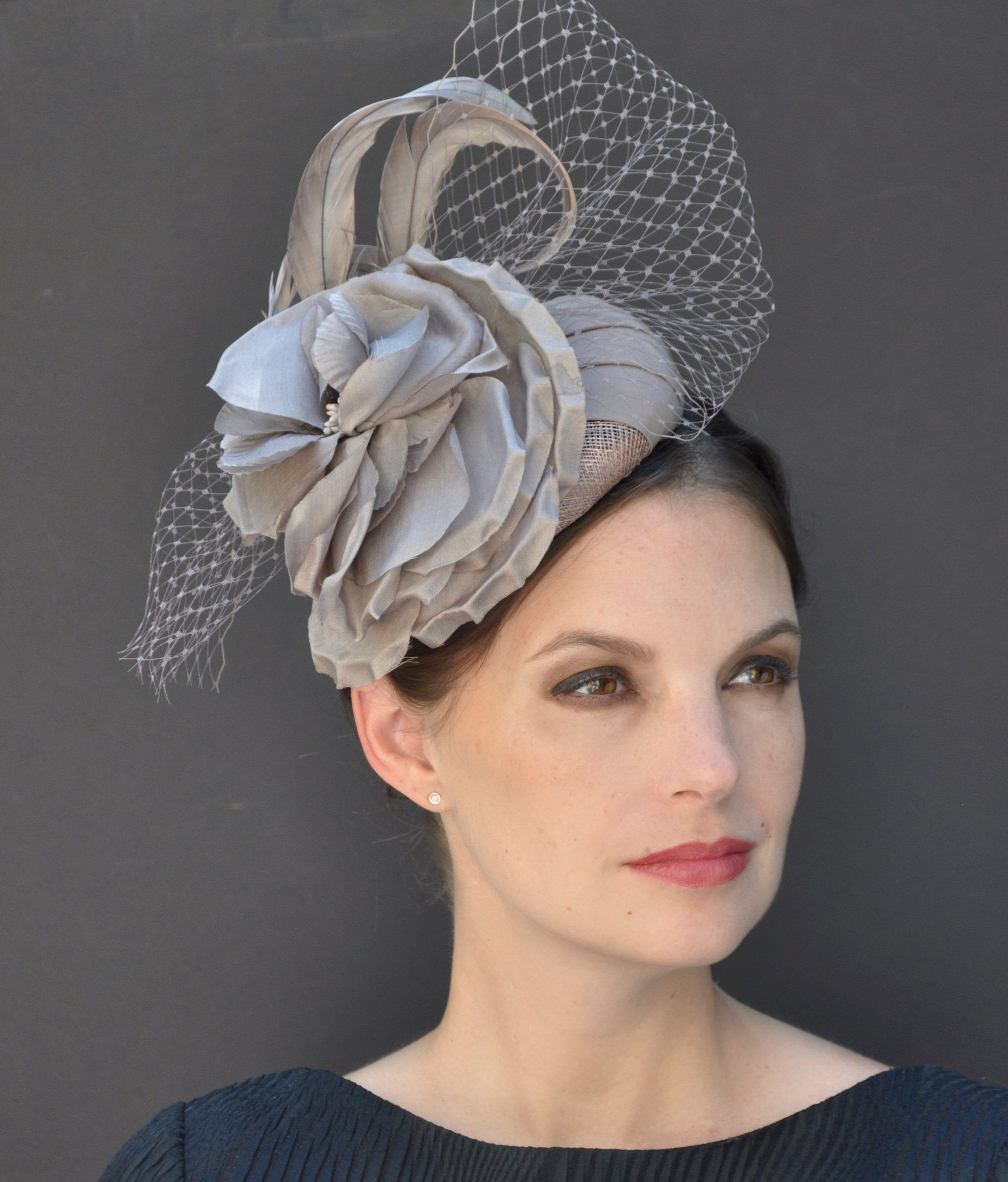 35c722c1 Flax / Feather Kentucky Derby Hat / Fascinators / Hats with 1 Wedding / Special  Occasion / Casual Headpiece 2019 - US $59.99