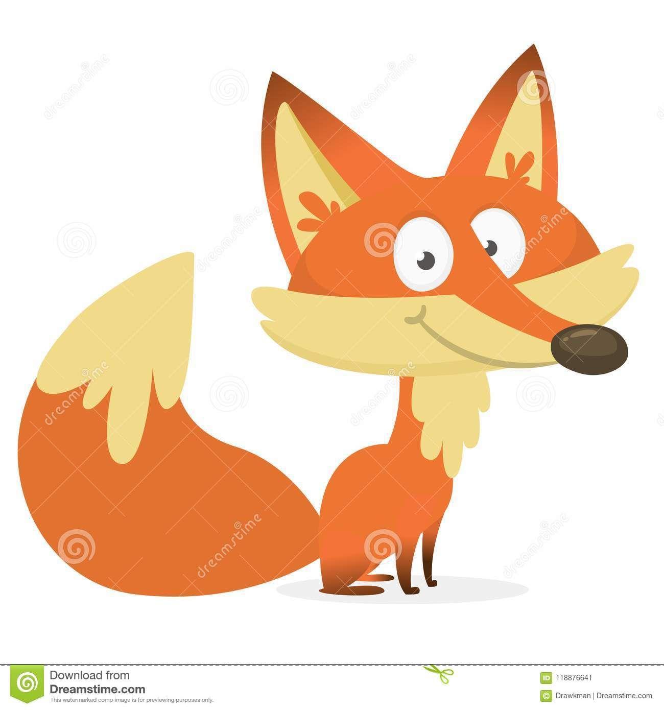Fox Cartoon Pictures