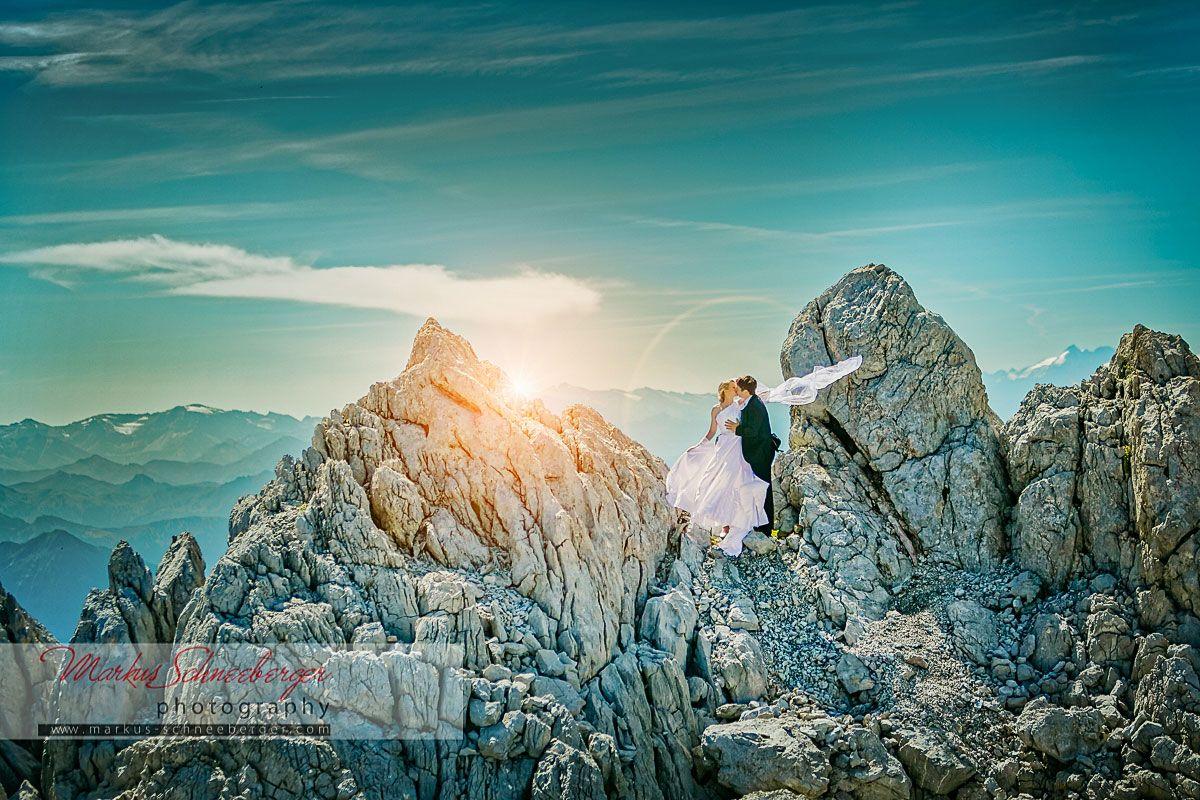 Markus Schneeberger Photography Dachstein Gletscher Hochzeit