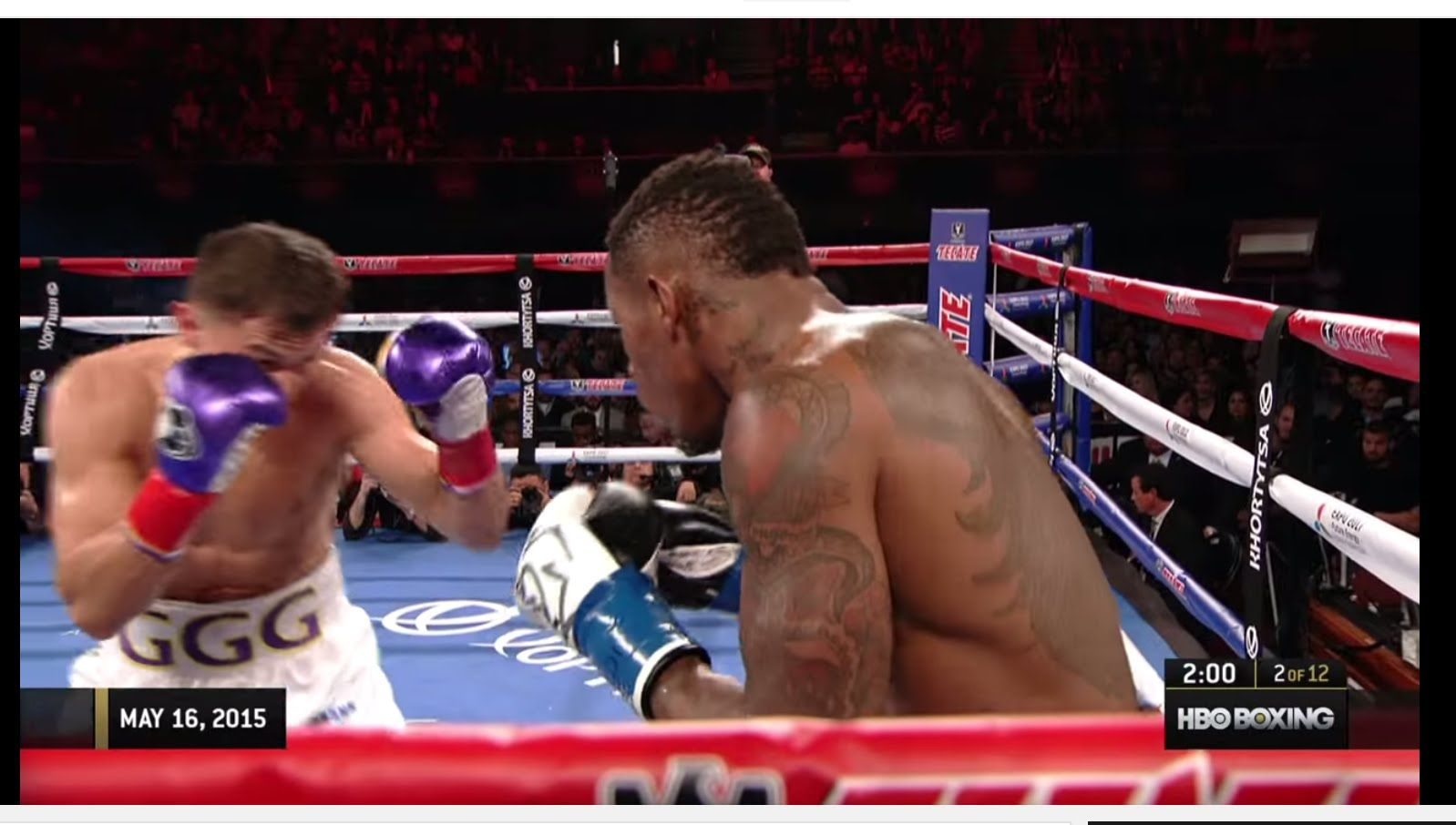 Boxing results: KO streak continues for Golovkin Saturday